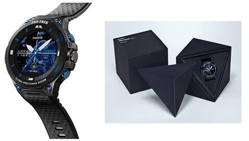 Preview: 3 Cosas que puedes hacer con el nuevo Pro Trek Smart de Casio