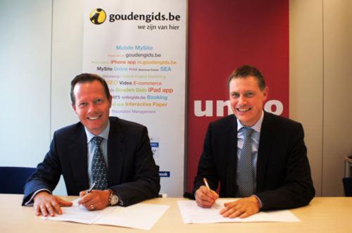 Hernieuwd partnerschap met UNIZO voor 3 jaar