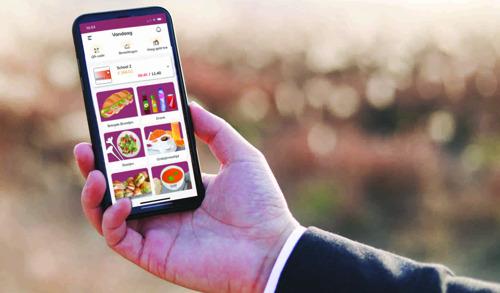 """Preview: 19-jarige Sien lanceert SENDWICH app om op school broodjes te bestellen: """"Social distancing wordt nog makkelijker en we steunen lokale broodjeszaken"""""""