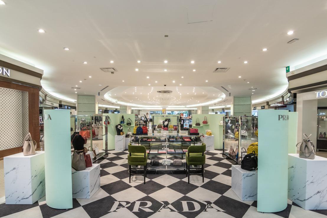 Prada inaugura una tienda temporal en Guadalajara, México