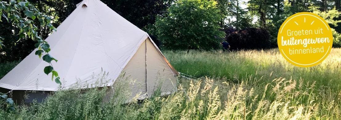 Buitengewoon kamperen nog duurzamer dankzij waterzuivering op kampeerplek