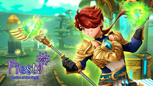 Fiesta Online's largest ever expansion Realm of the Gods out now!