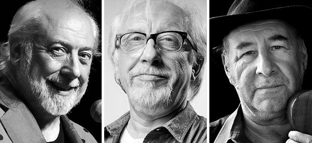 Urbanus, Jan De Smet en Jean Blaute worden opgenomen in De Eregalerij