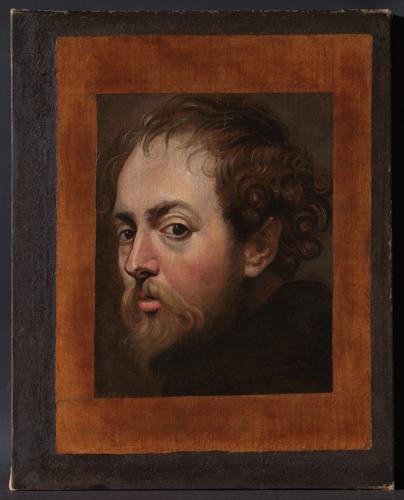 Das Rubenshaus präsentiert ein neues Selbstbildnis von Rubens