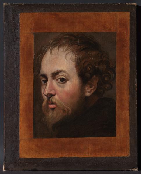 Preview: Das Rubenshaus präsentiert ein neues Selbstbildnis von Rubens