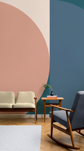 Retro Wallpaper Gets A Much Needed Modern Makeover
