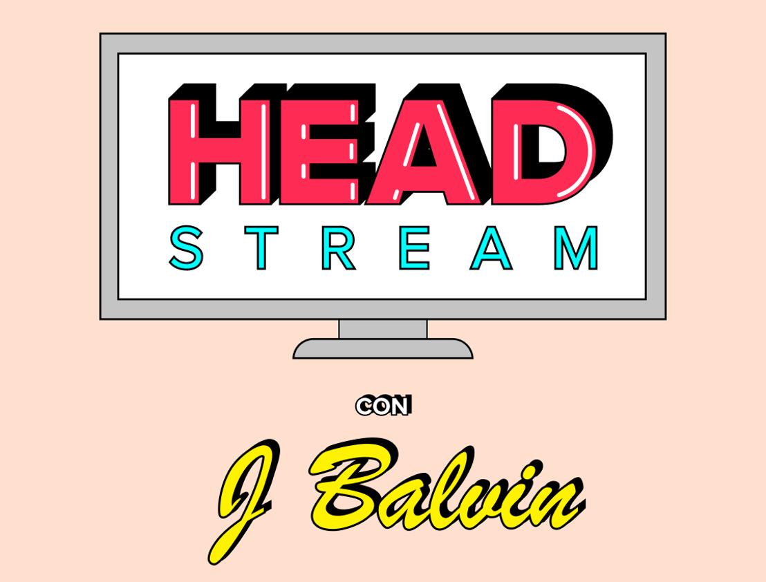 Sumérgete en el colorido mundo de J Balvin con Headstream de TikTok