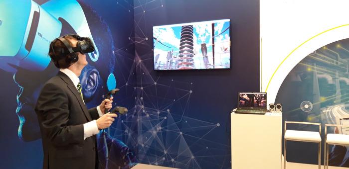 Preview: VINCI Energies renforce la sécurité sur le lieu de travail grâce à la réalité virtuelle