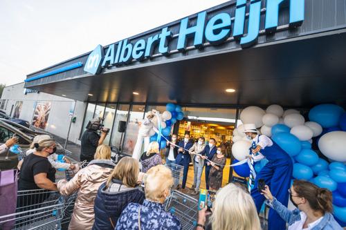 Vliegende start voor Albert Heijn Maldegem