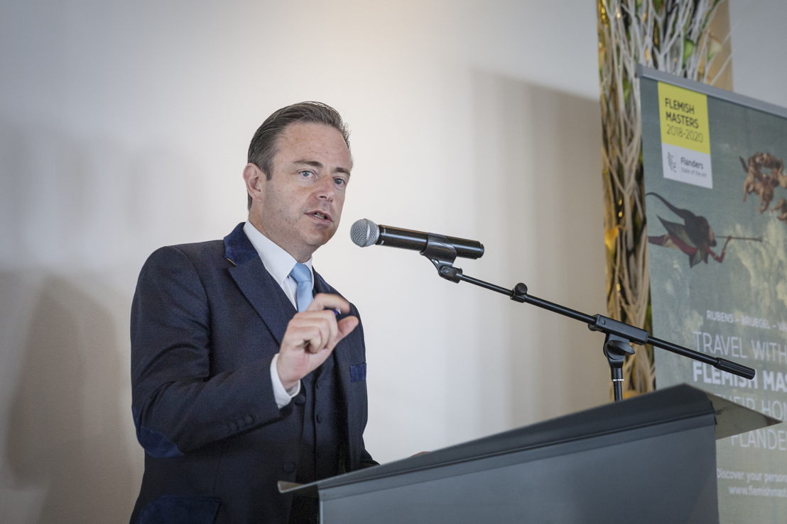 Bart De Wever, burgemeester Antwerpen, photo Ans Brys