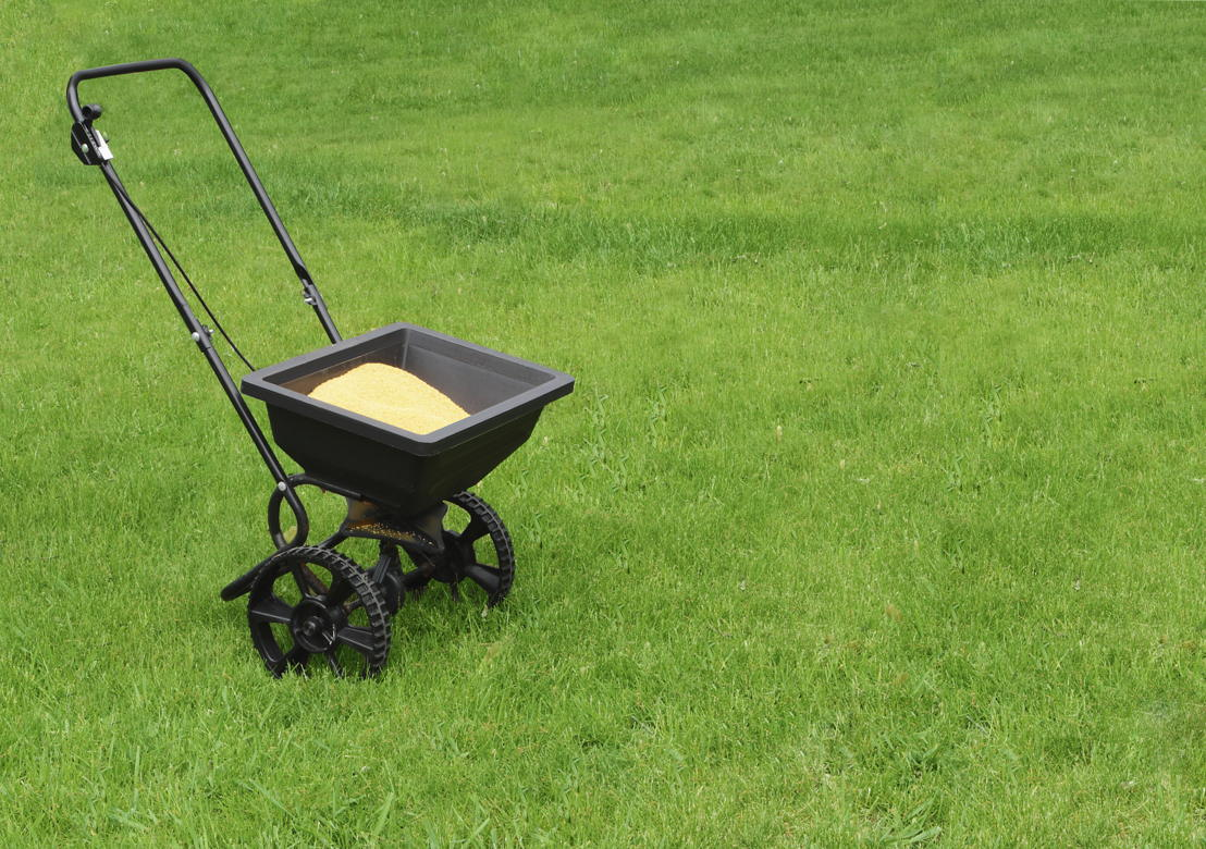Lawn Care (photo credit Pike Nurseries)