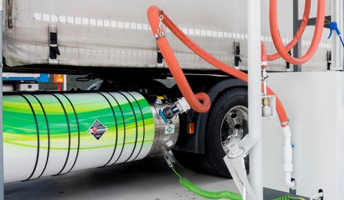 DKV élargit son réseau d'approvisionnement en GNL à 100 stations