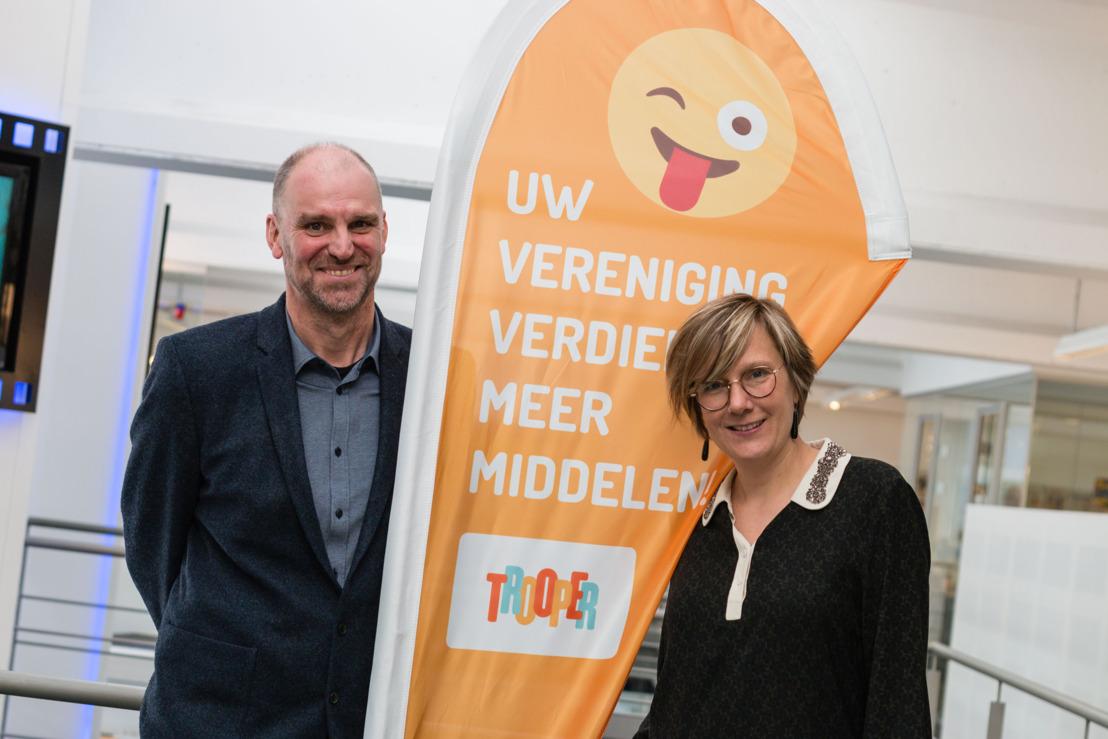 Trooper en Studio 100 willen het Vlaamse verenigingsleven dynamiseren