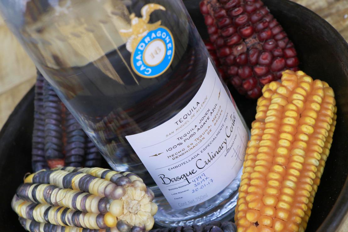Tequila Casa Dragones apoya la labor de Basque Culinary Center de reconocer al talento gastronómico y de fomentar los cultivos sustentables