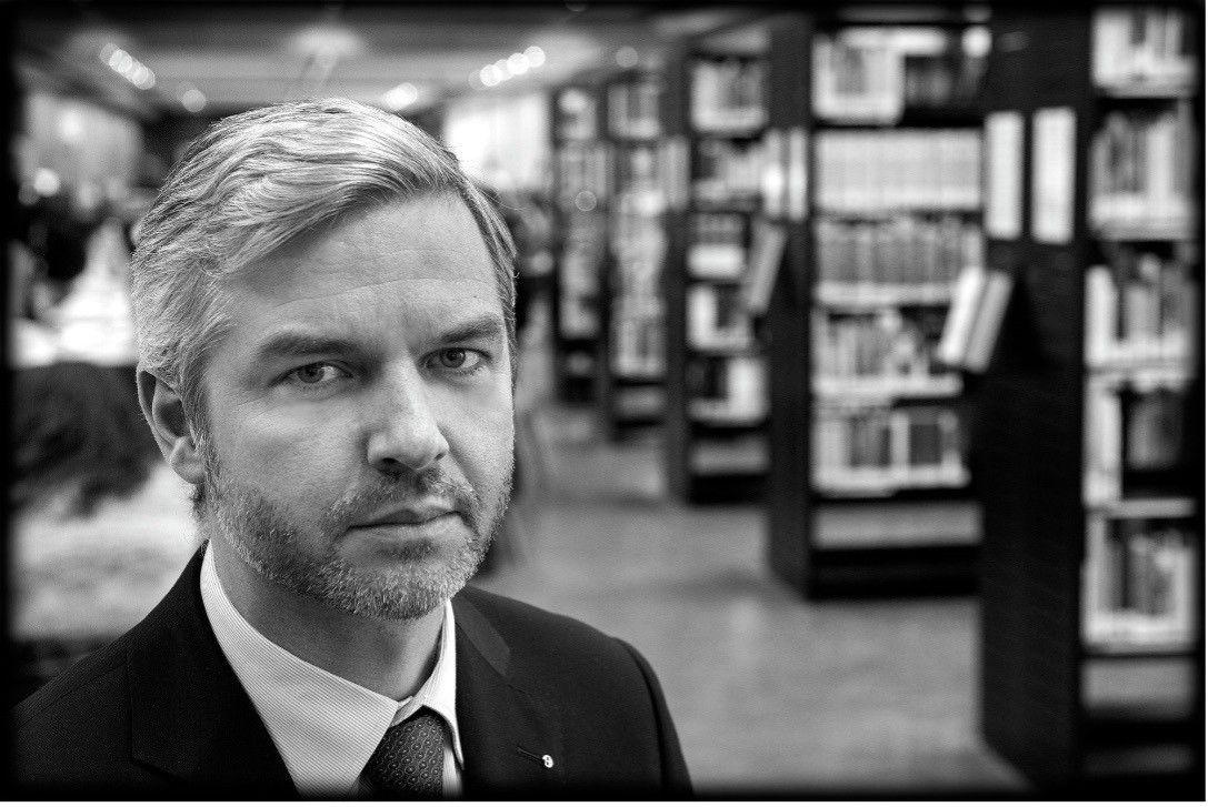 Dennis Cluydts (fotograaf: Luk Monsaert)