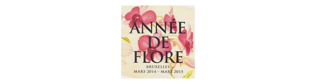 Année de Flore 2014-2015. Cèdre de la Mémoire. Communiqué de presse.