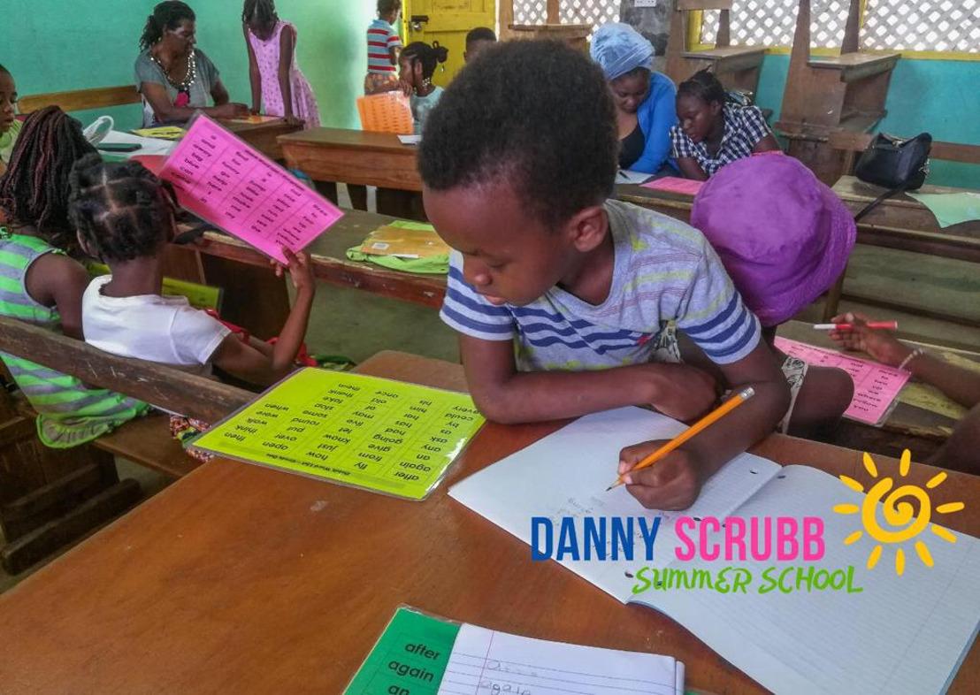 Union Island Primary Schools focus on Improving Reading!