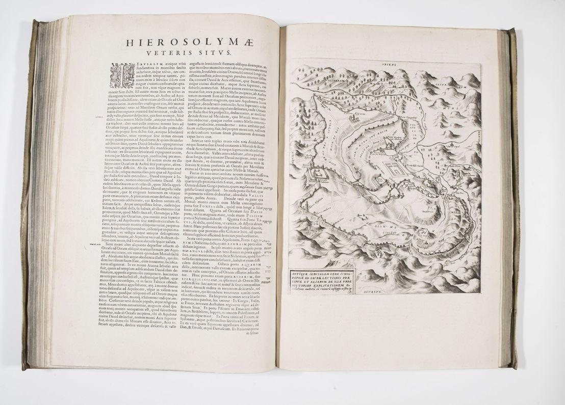 Biblia sacra, Hebraice, Chaldaice, Graece, & Latine, Antwerpen, Christoffel Plantin, 1568-1573, 3