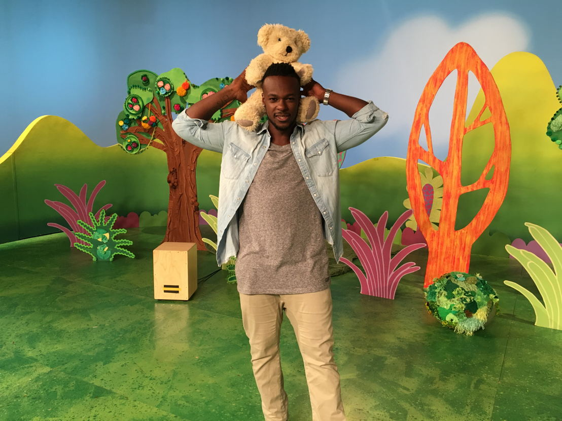 Tim Omaji & Play School's Maurice, Play School Celebrity Covers
