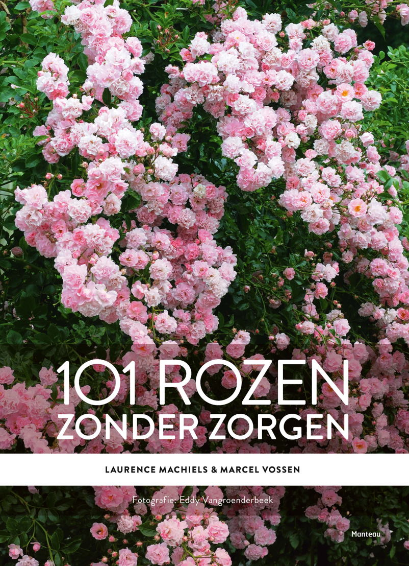 Cover '101 Rozen zonder zorgen'