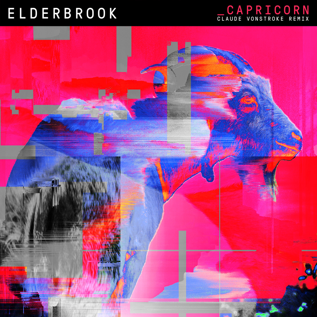 ELDERBROOK SHARES NEW CLAUDE VONSTROKE REMIX OF 'CAPRICORN'