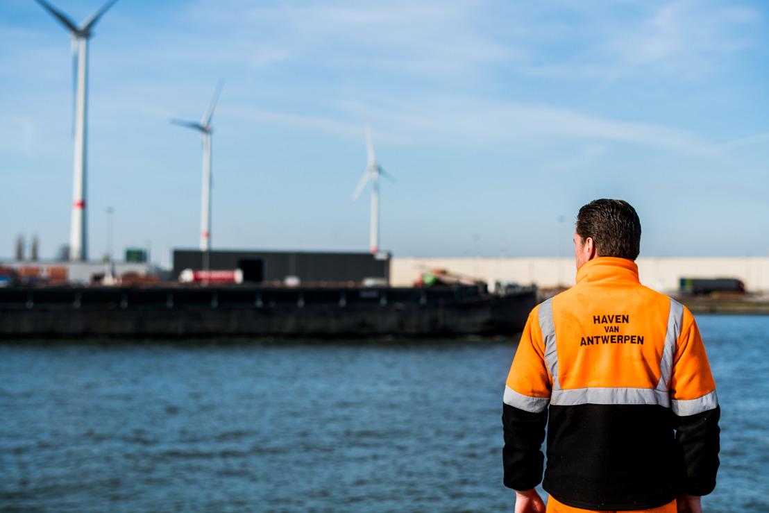 Port of Antwerp réalise une 7e année record consécutive