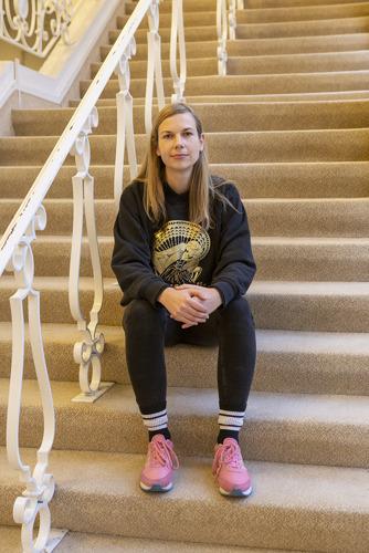 Elisa Liepsch is de nieuwe programmator podiumkunsten van Beursschouwburg