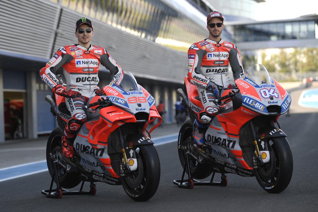 CUPRA, de nieuwe sponsor van Ducati en het Wereldkampioenschap MotoGP
