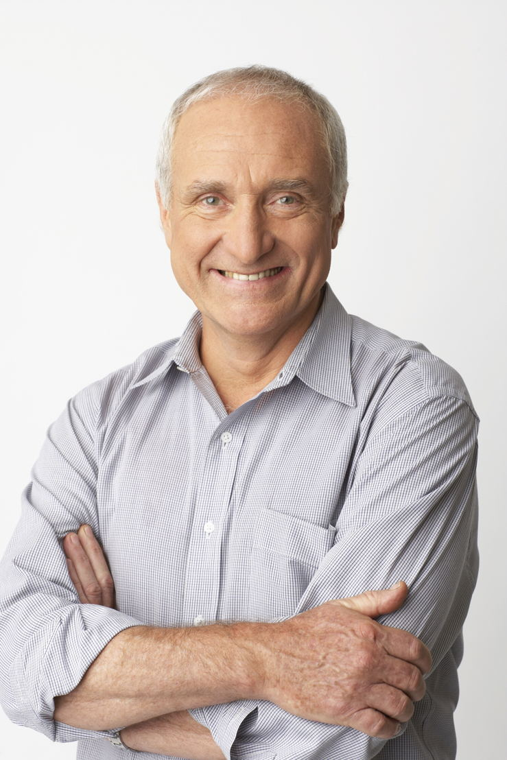 Robyn Williams, presenter of RN's The Science Show