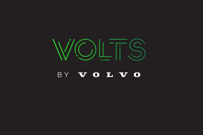 Volvo propose un contrat d'énergie verte et lance Volts by Volvo avec FamousGrey