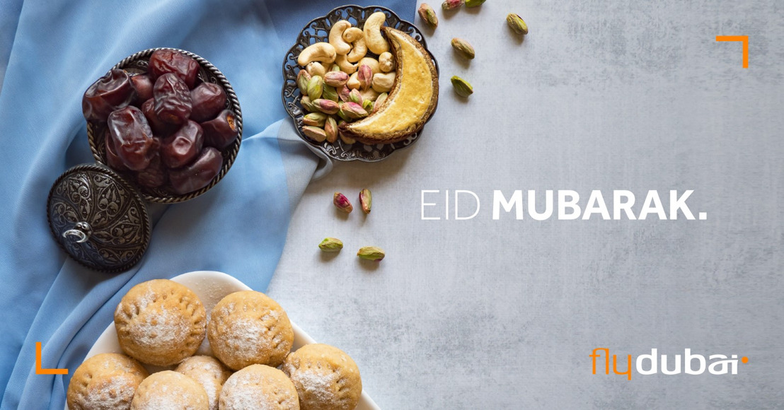flydubai wishes you Eid Mubarak