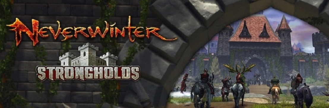 Neverwinter: Strongholds ist nun auf der Xbox One verfügbar