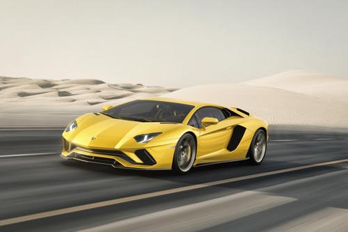 Lamborghini Aventador S: meer technologie voor een betere beheersbaarheid