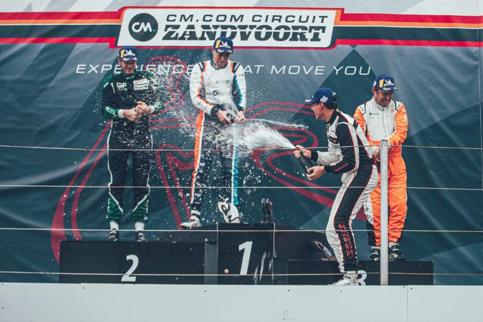 Porsche Sprint Trophy Benelux: de Wilde kampioen, zeges voor van Eijndhoven en Troost