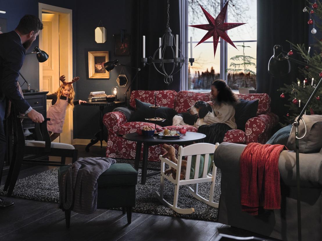 Zorg samen met IKEA voor magie in huis!