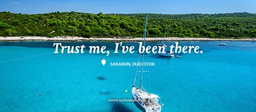 Kroatië stijgt naar plaats 8 als meest begeerde vakantiebestemming
