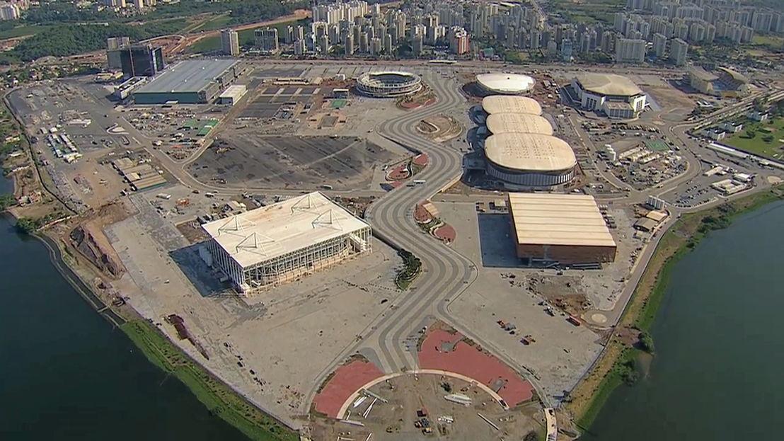 JJOO Río 2016 Parque Olímpico