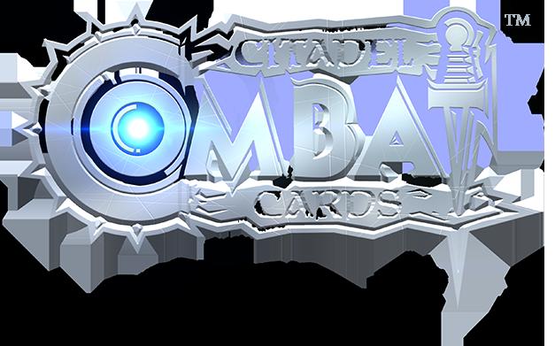 Citadel Combat Cards logo