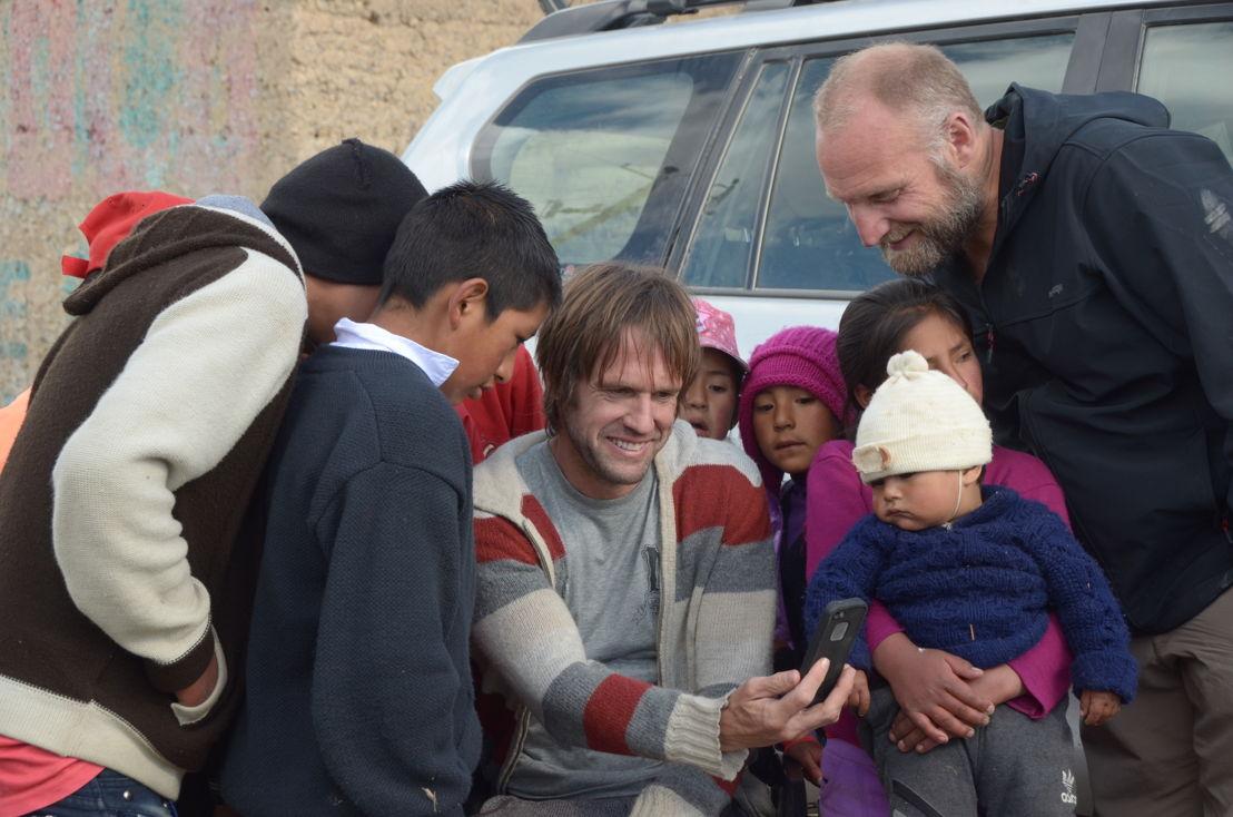 Aflevering 4 (22 mei) - Peru met Marc Herremans<br/>(c) VRT
