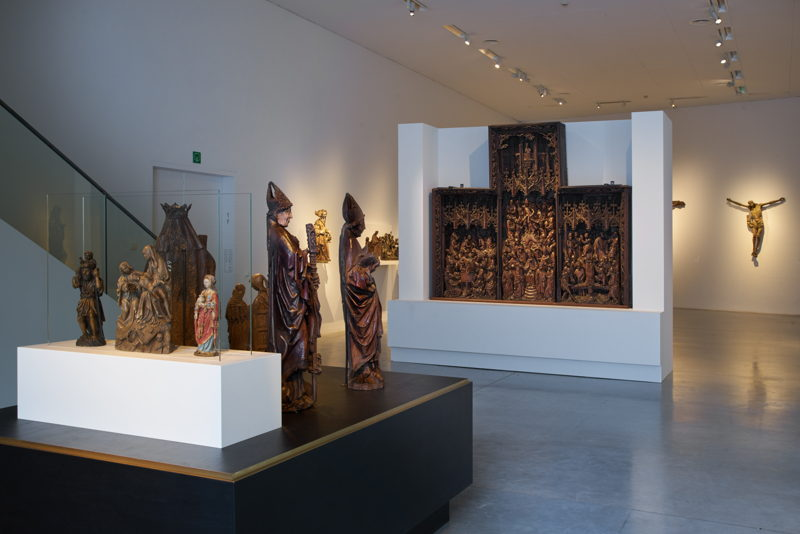 Exhibition view  |  Focus on the Maasland and Northern Low Countries<br/>Photo (c) Dirk Pauwels