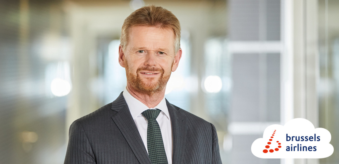 Peter Gerber to take over from Dieter Vranckx as CEO of Brussels Airlines and to act as Lufthansa Group Chief Representative for European Affairs