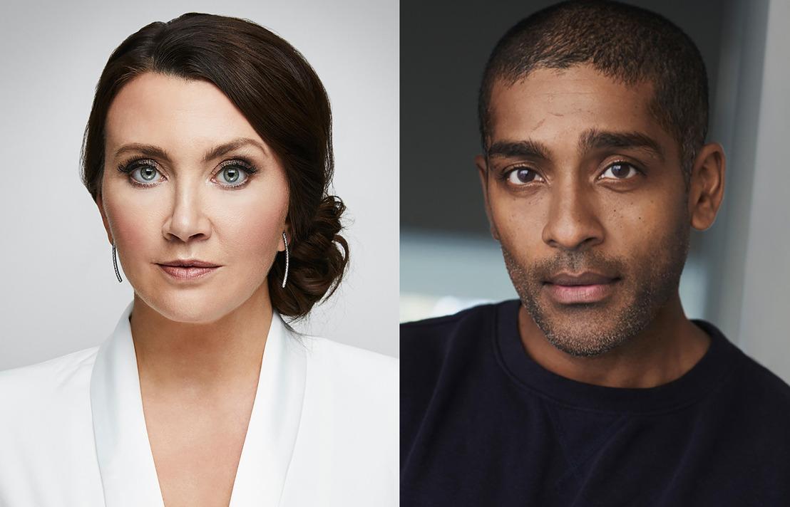 Scandinavische bestsellerauteur Camilla Läckberg en acteur Alexander Karim schrijven samen een exclusief liefdesverhaal voor Storytel