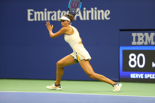 Emirates shares in the passion for sport at the 2018 US Open