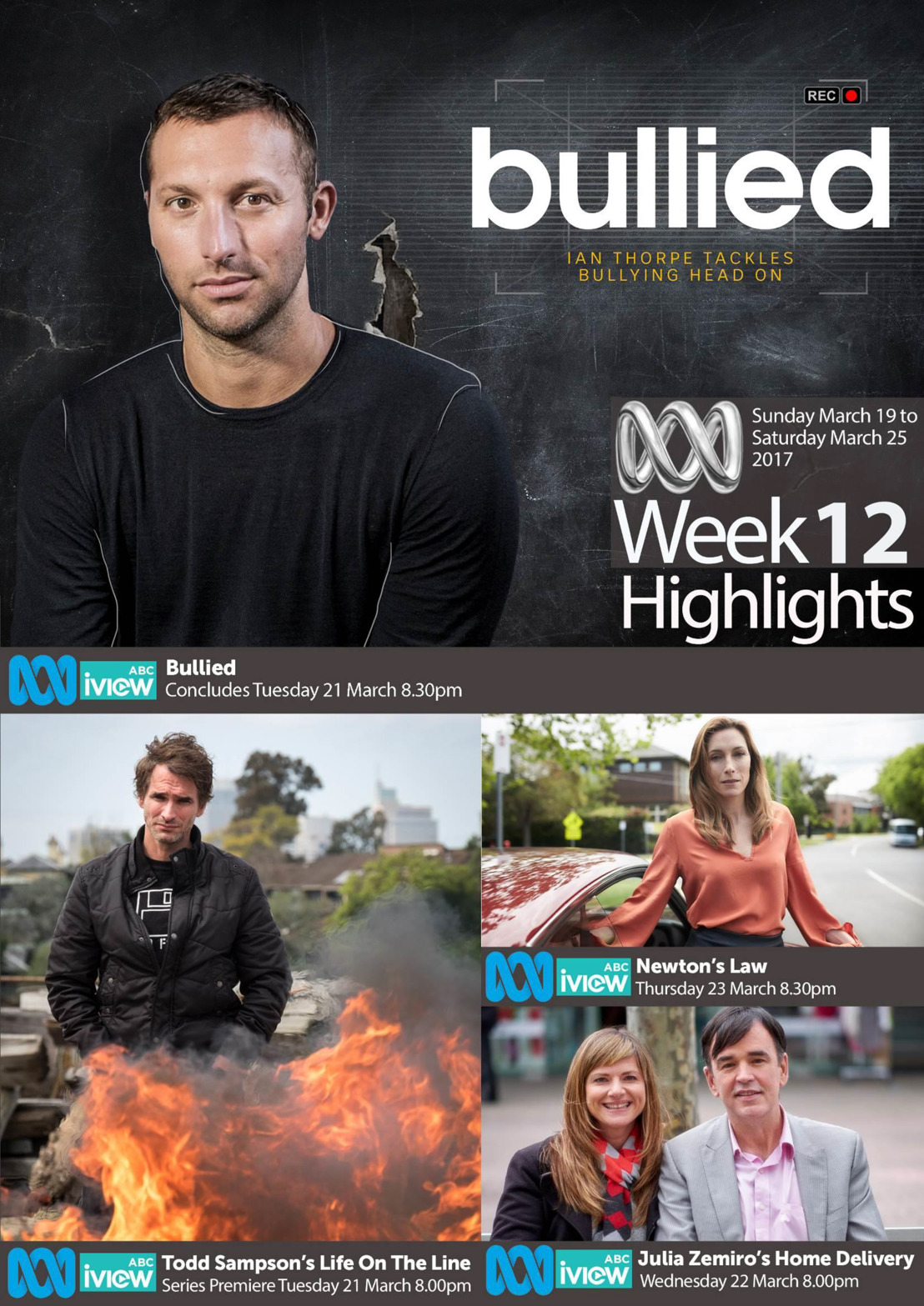 ABC Program Highlights - Week 12