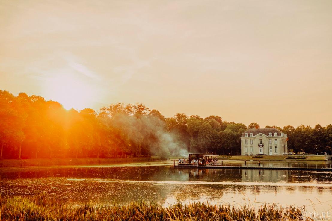 Dinner On a Lake 2.0: luxueuzer, magischer en een hele zomer lang!
