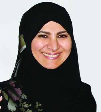 Habiba Al Marashi, Emirates Green Building Council, Co-founder and Management Committee Member.