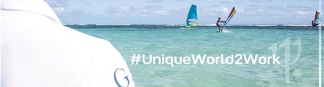 #UniqueWorld2Work: De nieuwe rekruteringscampagne van Club Med moet internationaal talent aantrekken