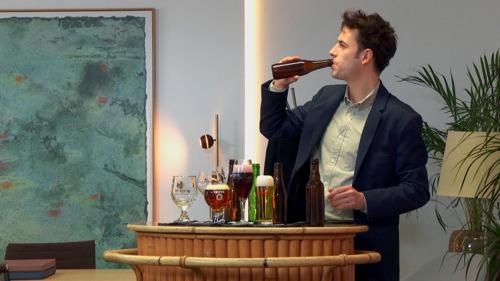 """""""Ik wil de wereld verbeteren en met wat anders dan met bier?"""""""