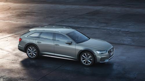 20 jaar offroadkwaliteiten voor de A6 Avant: de nieuwe Audi A6 allroad quattro