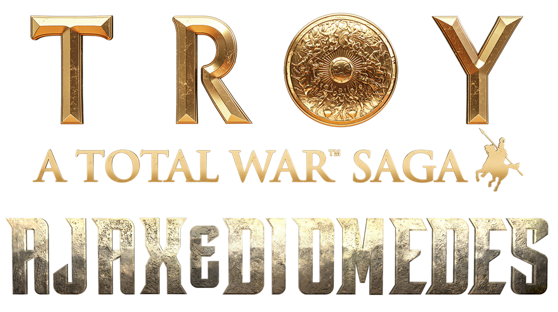 AJAX & DIOMEDES COME TO A TOTAL WAR SAGA: TROY ON JANUARY 28TH